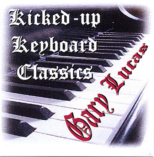 Kicked Up Keyboard Classics