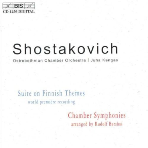 Suite on Finnish Themes /  Symphony for Strings