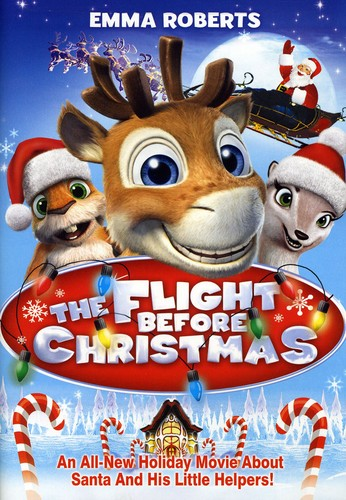 Flight Before Christmas