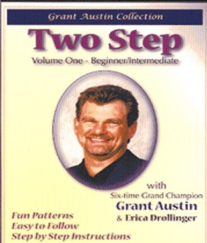 Two Step with Grant Austin Vol One Beginner
