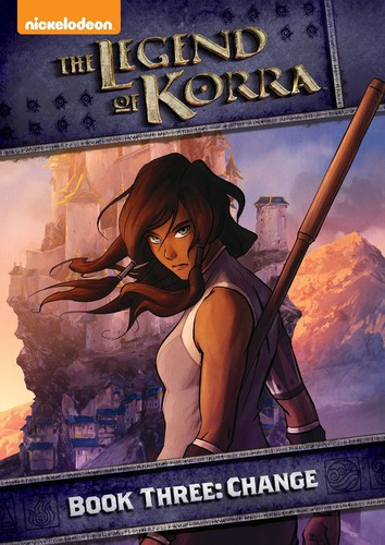 Legend of Korra: Book Three - Change