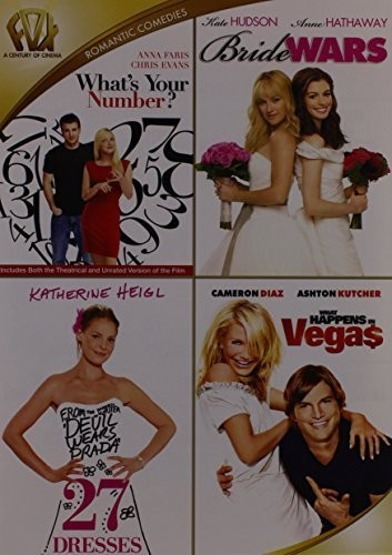 What's Your Number /  Bride Wars /  27 Dresses