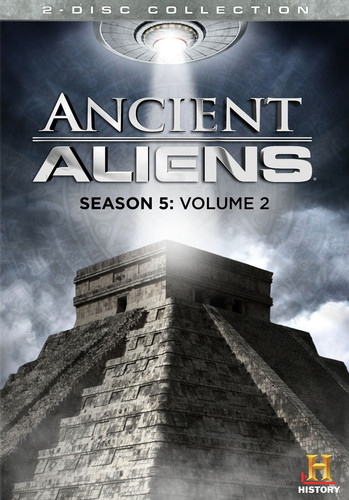 Ancient Aliens: Season 5 Vol 2