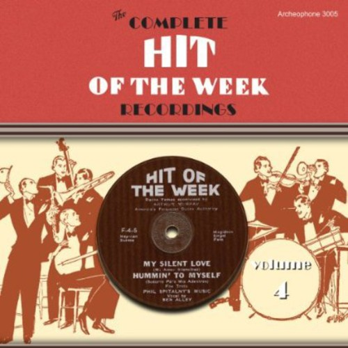 Complete Hit of the Week Recordings 4 /  Various