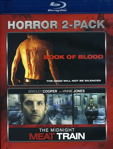 Book of Blood & Midnight Meat Train