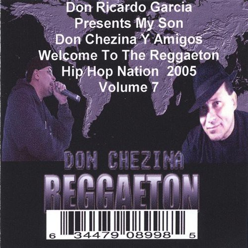 Presents Welcome to the Reggaeton Hip Hop N 7
