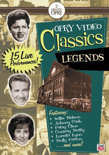 Opry Video Classics: Legends /  Various