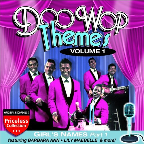 Doo Wop Themes 1: Girls - Part 1 /  Various