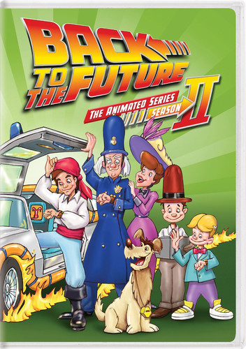 Back To The Future: Animated Series - Season II