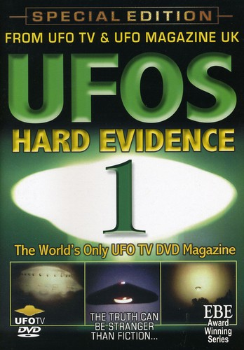 Ufos: Hard Evidence 1: Ufos & Nasa & Area 51