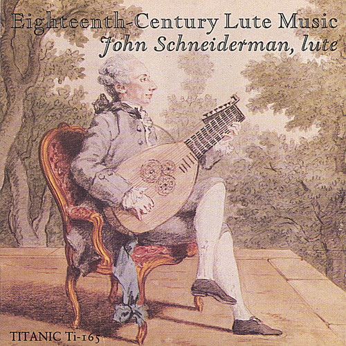 Eighteenth-Century Lute Music