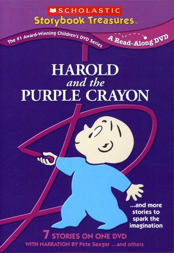 Harold & Purple Crayon: & More Stories That Spark