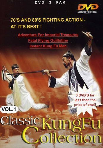 Classic Kung Fu Collection 1