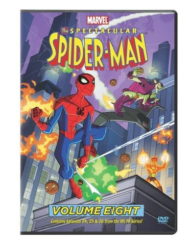 Spectacular Spider-Man 8