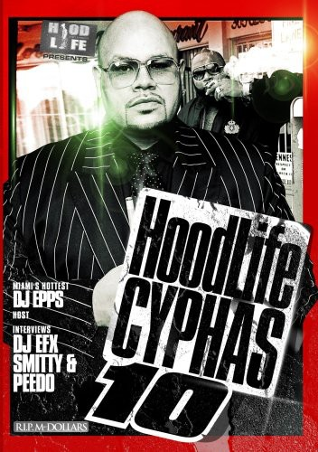 Hoodlife Cyphas 10 /  Various
