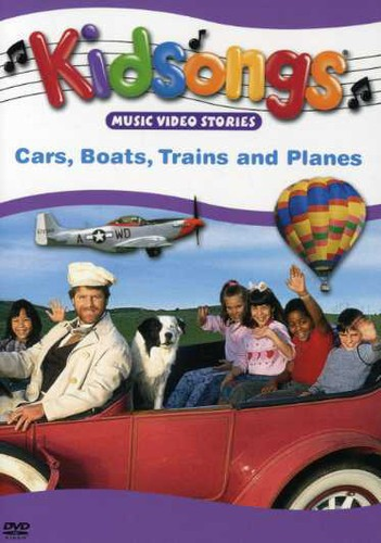 Kidsongs: Cars Boats Trains & Planes