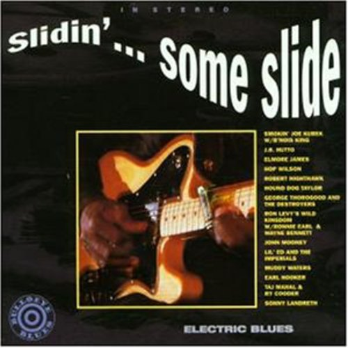 Slidin Electric Blues /  Various