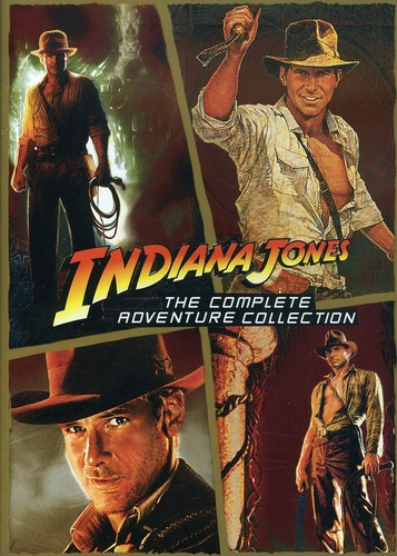 Indiana Jones: Complete Adventures Collection