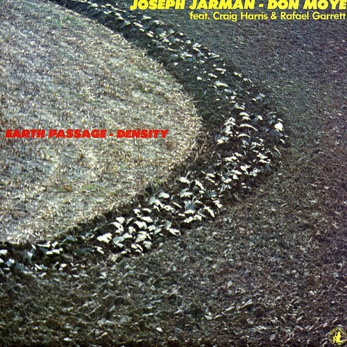 Earth Passage /  Density [Import]