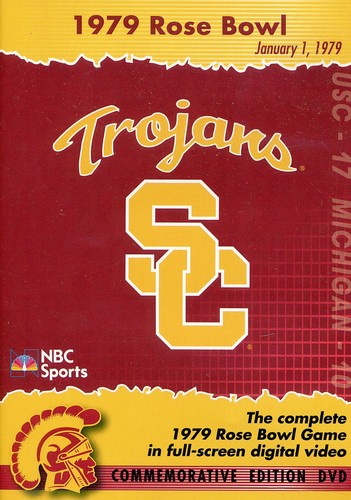 1979 Rose Bowl: Usc Vs Michigan