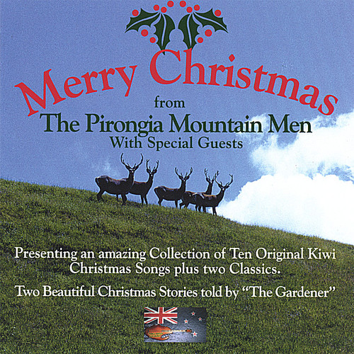 Merry Christmas from the Pirongia Mountain Men.