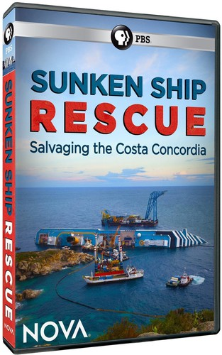Nova: Sunken Ship Rescue