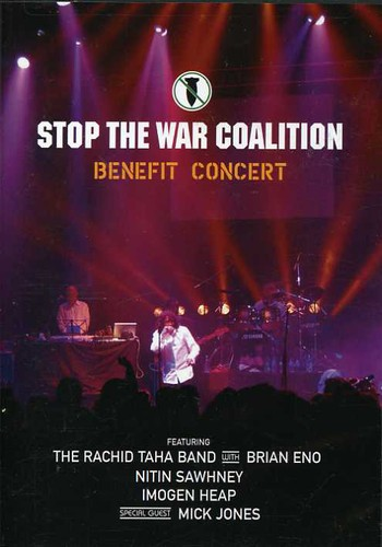Stop the War Coalition Benefit Feat Eno /  Various