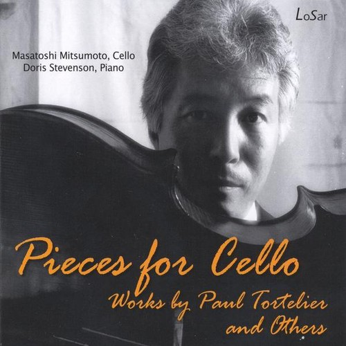 Mitsumoto, Masatoshi : Pieces for Cello