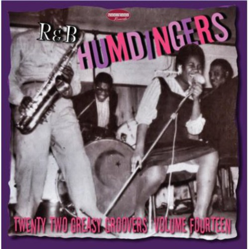 R&B Humdingers 14 /  Various [Import]