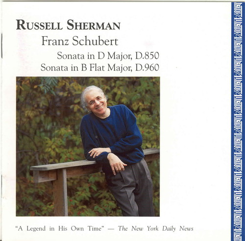 Sherman Plays Schubert