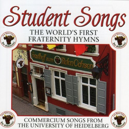 Student Songs: World's First Fraternity /  Various