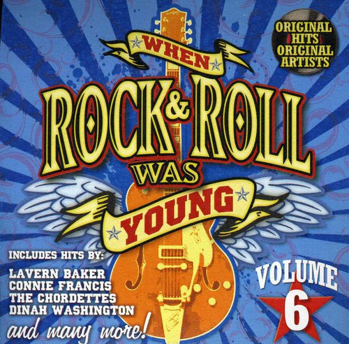 When Rock & Roll Was Young 6 /  Various