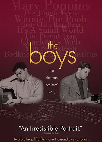 Boys: Sherman Brothers Story