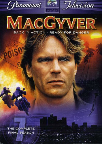 MacGyver Complete Final Season