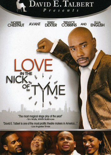David E Talbert's Love in the Nick of Tyme