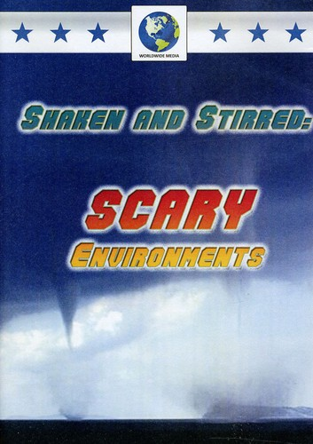 Shaken & Stirred: Scary Environments