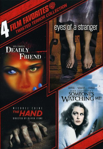 4 Film Favorites: Twisted Terror Collection