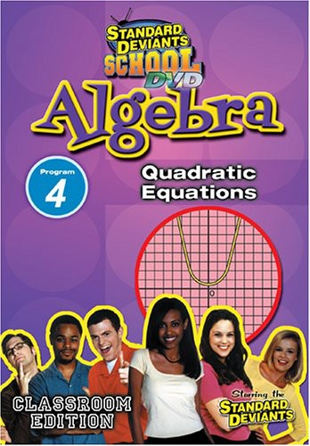 Algebra Module 4: Quadratic Equations