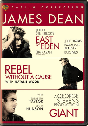 James Dean: 3-Film Collection