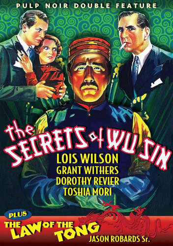 Secrets of Wu Sin (1932) /  Law of the Tong (1931)