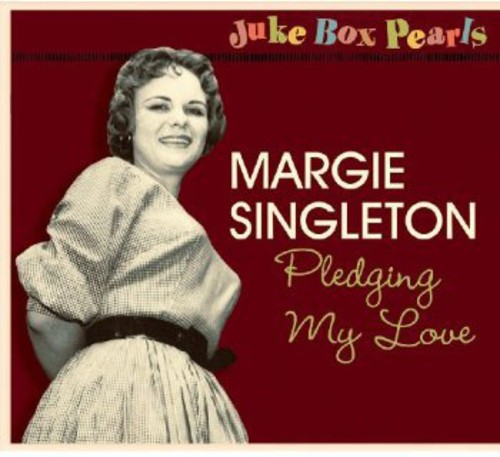 Jukebox Pearls-Pledging My Love [Import]