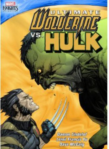 Marvel Knights: Ultimate Wolverine Vs Hulk