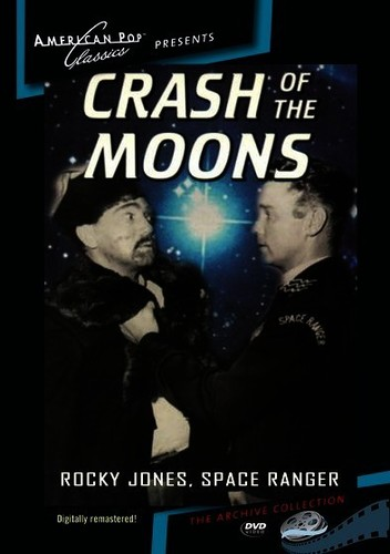 Rocky Jones Space Ranger: Crash of the Moons