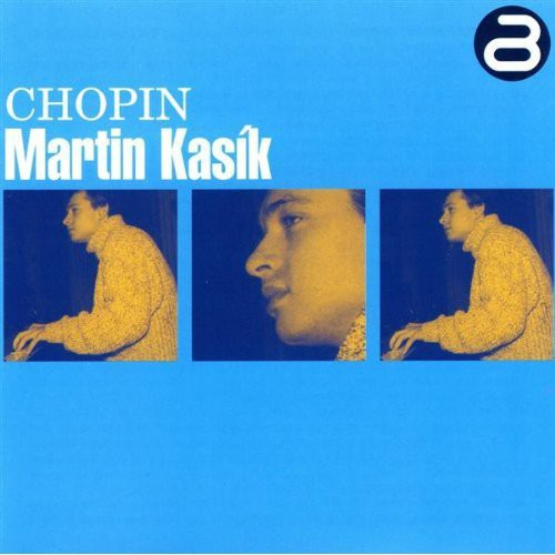 Kasik Plays Chopin