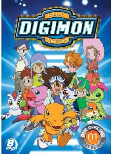 Official Digimon Adventure: The Complete First Season