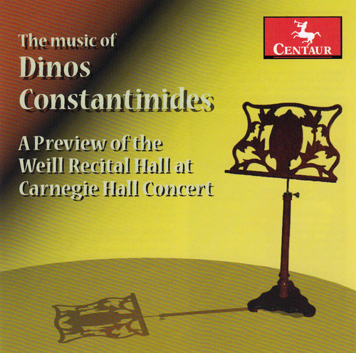 Music of Dinos Constantinides