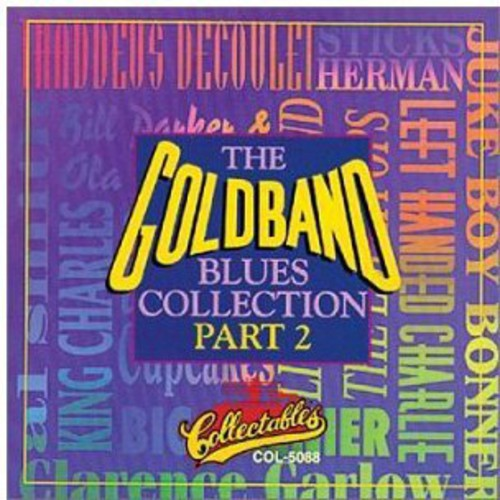 Goldband Blues Collection 2 /  Various