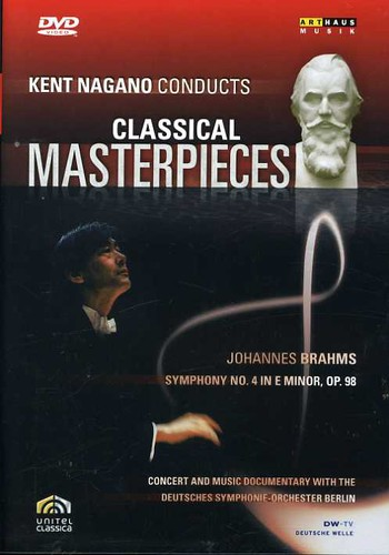 Symphony 4: Kent Nagano Conducts Masterpieces 4