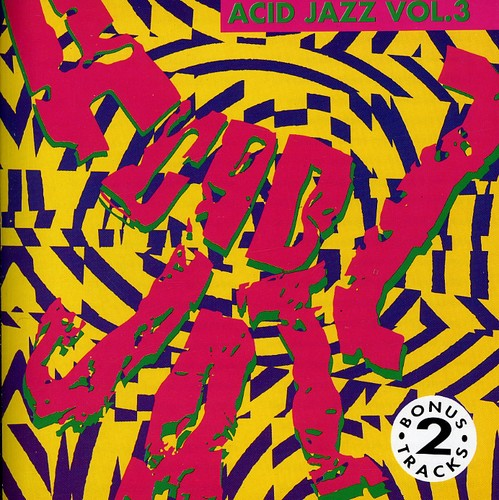 Acid Jazz 3 /  Various [Import]