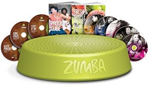 Zumba Incredible Results Deluxe System